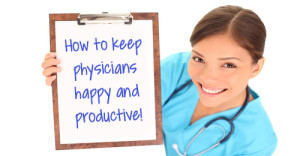 Medical Management Services-Happy Physicians