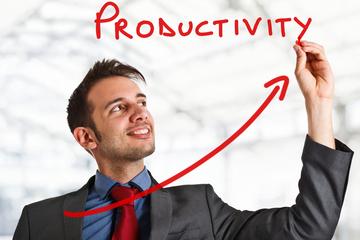 Productive employee